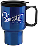 14oz Economy Stainless Steel Mugs